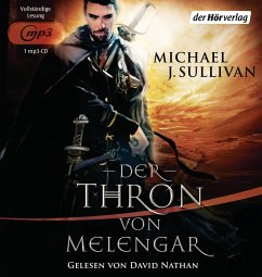 Der Thron von Melengar / Riyria Bd.1 (1 MP3-CDs) - Sullivan, Michael J.