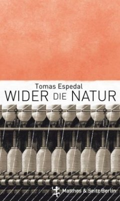 Wider die Natur - Espedal, Tomas