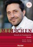 Glossar Deutsch-Russisch / Menschen - Deutsch als Fremdsprache Bd.A2
