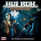 Der Schatz im Drachenmoor, Audio-CD