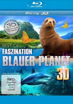 Best Of Faszination blauer Planet 3D BLU-RAY Box - N/A