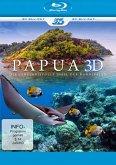 Papua - Die geheimnisvolle Insel der Kannibalen (Blu-ray 3D)