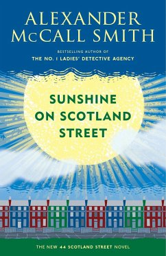 Sunshine on Scotland Street - Smith, Alexander Mccall