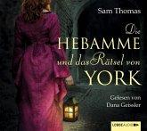 Die Hebamme und das Rätsel von York / Hebamme Bridget Hodgson Bd.1 (6 Audio-CDs)