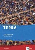 TERRA Geographie für Sachsen - Ausgabe für Gymnasien. Arbeitsheft 9. Klasse
