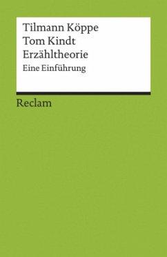 Erzähltheorie - Köppe, Tilmann; Kindt, Tom