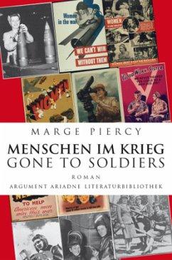 Menschen im Krieg - Gone to Soldiers - Piercy, Marge