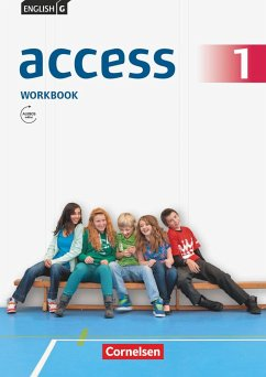 English G Access 01: 5. Schuljahr. Workbook mit mit Audios online und MyBook - Seidl, Jennifer