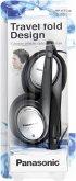 Panasonic RP-HT 030 E-S Ear-Clip Kopfhörer silber