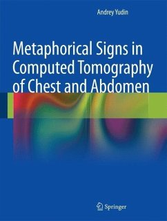 Metaphorical Signs in Computed Tomography of Chest and Abdomen - Yudin, Andrey