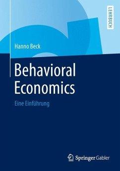 Behavioral Economics - Beck, Hanno