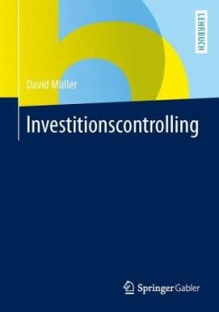 Investitionscontrolling - Müller, David