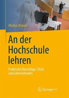 An der Hochschule lehren - Brauer, Markus