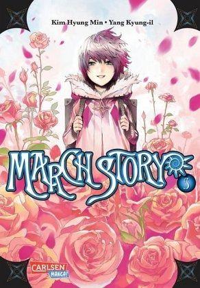 Buch-Reihe March Story