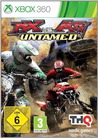 mx vs atv untamed xbox 360 spiel. Black Bedroom Furniture Sets. Home Design Ideas