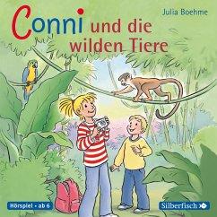 Conni und die wilden Tiere / Conni Erzählbände Bd.23 (1 Audio-CD) - Boehme, Julia