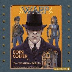 Der Quantenzauberer / W.A.R.P. Bd.1 (5 Audio-CDs) - Colfer, Eoin