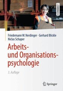 Arbeits- und Organisationspsychologie (Lehrbuch...