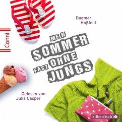 Mein Sommer fast ohne Jungs / Conni 15 Bd.2 (2 Audio-CDs) - Hoßfeld, Dagmar