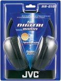JVC HA-G 101 On-Ear Kopfhörer schwarz