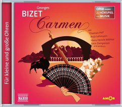Carmen, Audio-CD