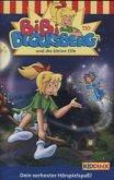 Bibi Blocksberg und die kleine Elfe / Bibi Blocksberg Bd.110 (Cassette)