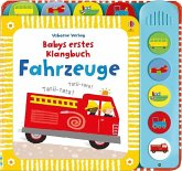 Babys erstes Klangbuch: Fahrzeuge