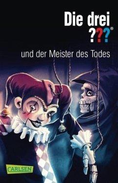Die drei ??? und der Meister des Todes / Die drei Fragezeichen Bd.155 - Erlhoff, Kari