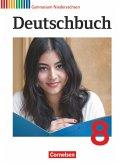 Deutschbuch Gymnasium 8. Schuljahr. Schülerbuch Niedersachsen