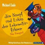 Jim Knopf und Lukas der Lokomotivführer, 2 Audio-CDs