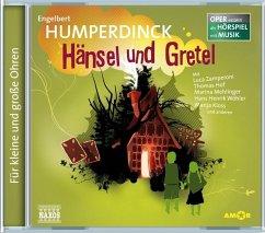 Hänsel und Gretel, Audio-CD