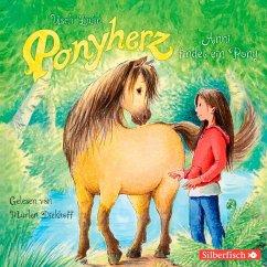 Anni findet ein Pony / Ponyherz Bd.1 (1 Audio-CD) - Luhn, Usch