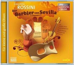 Der Barbier von Sevilla, 1 Audio-CD