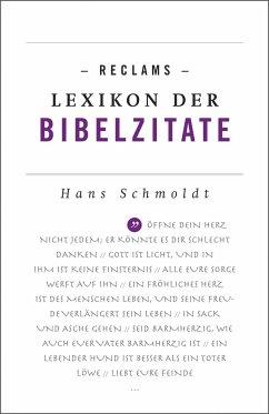 Reclams Lexikon der Bibelzitate