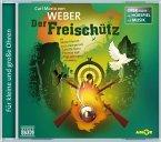 Der Freischütz, Audio-CD