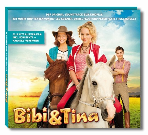 bibi und tina der originalsoundtrack zum film  cd