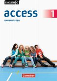 English G Access 01: 5. Schuljahr. Wordmaster mit Lösungen
