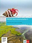 PRISMA Naturwissenschaften 3. Ausgabe A - Differenzierende Ausgabe. Schülerbuch mit Schüler-CD-ROM. 9./10. Schuljahr