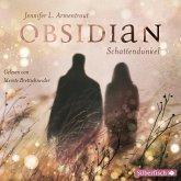 Schattendunkel / Obsidian Bd.1 (5 Audio-CDs)