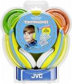 JVC HA-KD 5 Y-E Kinder On-Ear Kopfhörer gelb