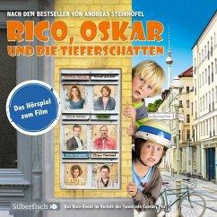 Rico, Oskar und die Tieferschatten / Rico & Oskar Bd.1 (2 Audio-CDs) - Steinhöfel, Andreas