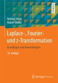 Laplace-, Fourier- und z-Transformation