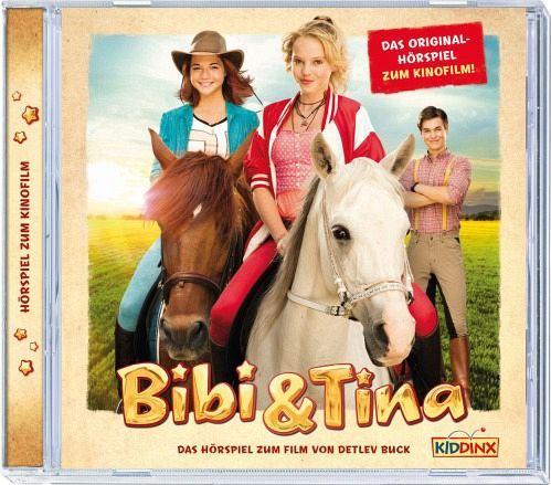 hörspiel zum film / bibi  tina 1 audio-cd - hörbücher portofrei bei bücher.de