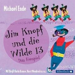 Jim Knopf und die Wilde 13 - Das Hörspiel, 2 Audio-CDs - Ende, Michael