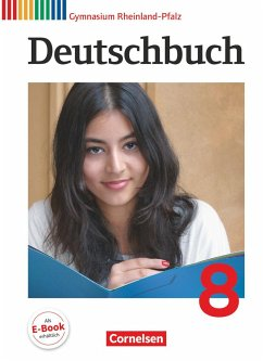 Deutschbuch Gymnasium 8. Schuljahr. Schülerbuch...