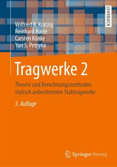 Tragwerke 2 - Krätzig, Wilfried B.
