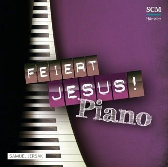 feiert jesus piano 1 audio cd h rbuch. Black Bedroom Furniture Sets. Home Design Ideas