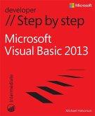 Microsoft Visual Basic 2013 Step by Step (eBook, ePUB)