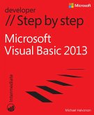 Microsoft Visual Basic 2013 Step by Step (eBook, PDF)