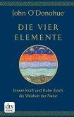 Die vier Elemente (eBook, ePUB)